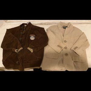 Boy jacket lot 3T